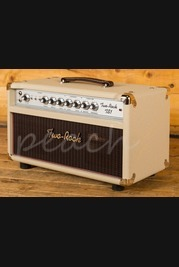 Two-Rock TS1 Tone Secret 100 Watt Head Silver Panel & Knobs