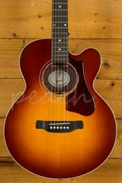 Gibson Avant Garde Parlour Rosewood Acoustic - Rosewood Burst
