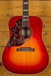 Gibson 2018 Hummingbird Vintage Cherry Sunburst Left Handed