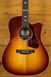 Gibson Hummingbird Rosewood Burst Avant Garde