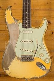 Fender Custom Shop Dale Wilson Masterbuilt '60 Strat Heavy Relic Vint White