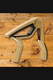 Jim Dunlop Trigger Capo Curved - Gold