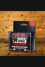 Ernie Ball Wipe String Cleaner 6 Pack