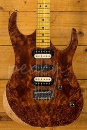 LSL XT3 Deluxe Swamp Ash Natural Burl Redwood HSH