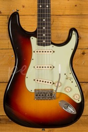 Fender Custom Shop '62 Strat Active Journeyman Strat 3TS Used