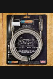 Van Damme Silver Series Lo-Cap cable with Switchcraft Jacks 3m