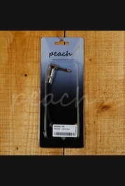 """Patch Cable - 10cm/4"""" Black"""