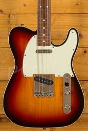 Fender American Vintage Tele 3 Tone Sunburst Used