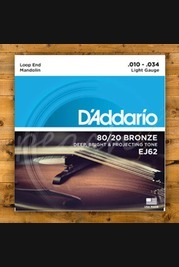 D'addario Mandolin Strings J62