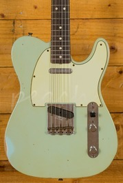 Fender Custom Shop Telecaster 1963 Relic Faded Sonic Blue Used