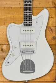 Fender American Pro Jazzmaster Rosewood Olympic White Left Handed