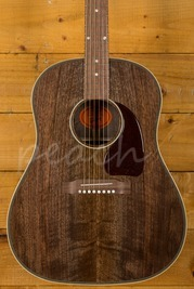 Gibson 2018 J-45 Acoustic Herringbone All Walnut Antique Natural