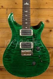 PRS Custom 24 Emerald Pattern Thin Katalox Fretboard