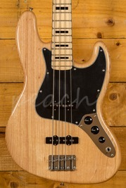 Fender Ltd '70s Jazz Bass Maple Neck Natural