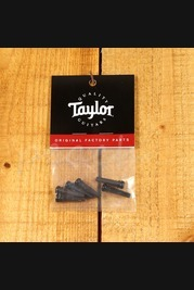 Taylor Ebony with Abalone Bridge Pins Set of 6