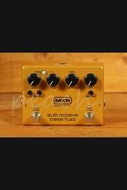 MXR Sub Octave Bass Fuzz