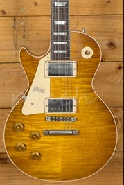 Gibson Custom '58 Les Paul Standard Dirty Lemon Fade VOS L/H M2M