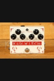 Red Witch Medusa Chorus Tremolo Pedal