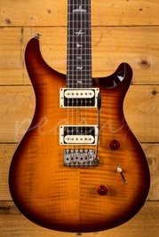 PRS SE 2018 Custom 24 - Tobacco Sunburst