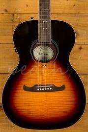 Fender FA-235E Concert Electro Acoustic 3-Tone Sunburst