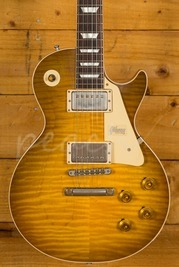 Gibson Custom '58 Les Paul Standard Golden Poppy Burst VOS M2M