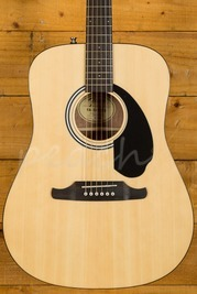 Fender FA-125 Dreadnought Acoustic Guitar Natural Finish