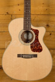 Guild OM-240CE Electro Acoustic Natural