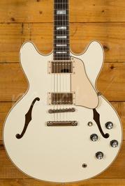 Gibson Memphis 2018 ES-335 Big Block Retro Classic White