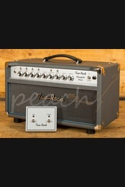 Two-Rock Bloomfield Drive 50 Watt Head With Silver Knob Upgrade