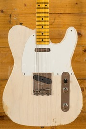 Fender Custom Shop 1954 Telecaster Relic Aged White Blonde