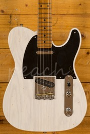 Fender Custom Shop 52 Tele Journeyman Relic Roasted Maple White Blonde