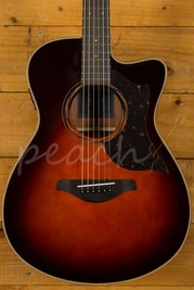 Yamaha AC3M ARE Electro Tobacco Brown Sunburst