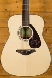 Yamaha FG800M Acoustic Matt Natural