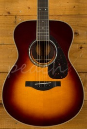 Yamaha LS16 ARE Acoustic Brown Sunburst With Hard Gigbag