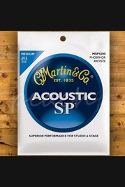 Martin SP 13-56 Medium 92/8 Phosphor Bronze