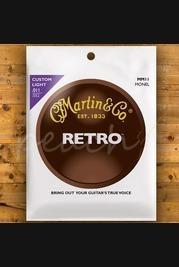 Martin Retro Monel 11-52 Custom Light
