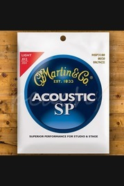 Martin SP 12-54 Light 80/20 Bronze