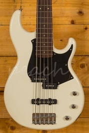 Yamaha BB 235 5-String Bass Vintage White