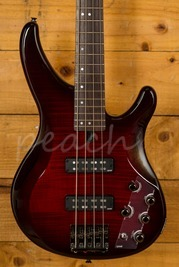 Yamaha TRBX604FM Bass Dark Red Burst