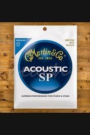 Martin SP 13-56 Medium 80/20 Bronze