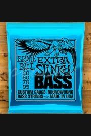 Ernie Ball Extra Slinky bass 40-95