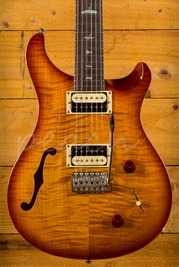PRS SE 2018 Custom 22 S/Hollow- Vintage Sunburst