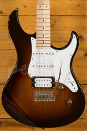 Yamaha Pacifica 112VM Maple Tobacco Brown Sunburst