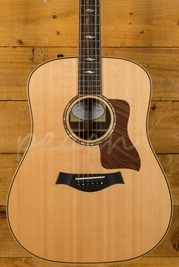 Taylor 810e Brazilian Rosewood back & sides with ES2 pickup