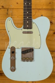 Fender Custom Shop 63 Tele Journeyman Relic Left Handed Used