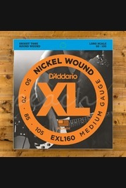 D'addario - 50-105 Medium Long Scale Bass
