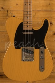Suhr Classic T Pro Peach LTD - Trans Butterscotch - Roasted Maple Neck