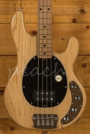 Sterling by Music Man Stingray Natural Ash Roasted Maple Neck