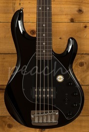 Sterling by Music Man Stingray 5 - Black Roasted Maple Rw