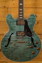 Gibson Memphis ES-335 Turquoise 2016